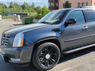 Cadillac Escalade установка тормозной системы HP-Brakes