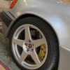 "<span class=""title"">MERCEDES-BENZ W124 E-Class. Спортивные тормоза на Волчок.</span>"
